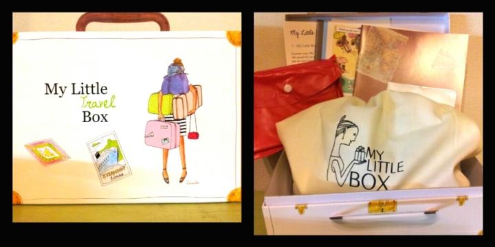 My Little box du mois de juillet2012