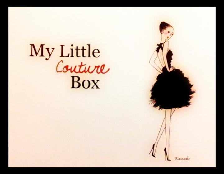 My little box du mois de septembre 2012, le changement, c'estmaintenant!