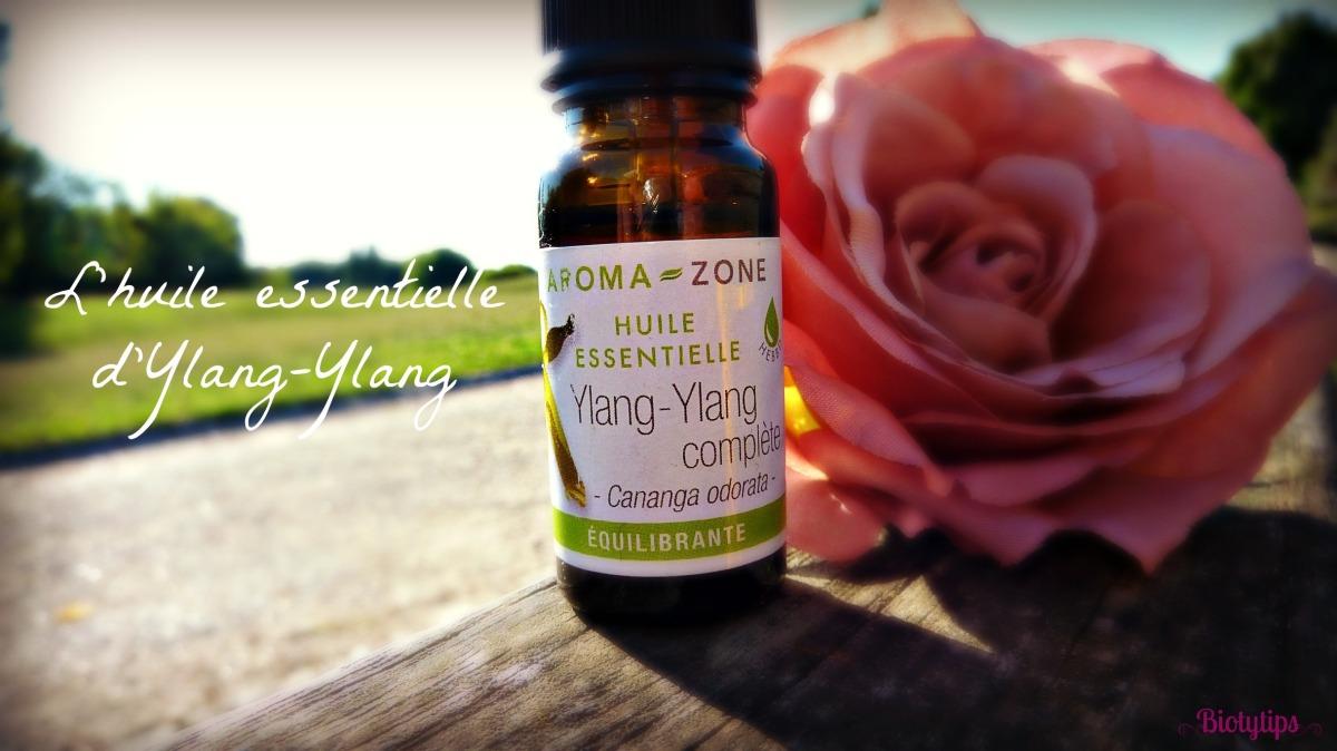 L'huile essentielle d'Ylang-ylang, celle qui murmurait à la racine des cheveux