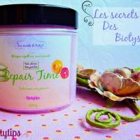 """DIY: Masque nourrissant """"Les secrets des Biotys"""""""