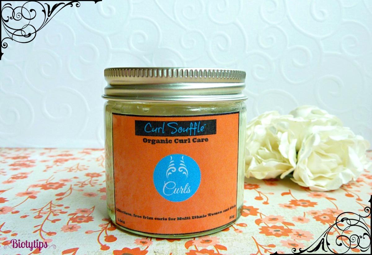"""Crème bouclante homemade """"Curl soufflé"""""""