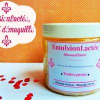 EmulsionLactée démaquillante