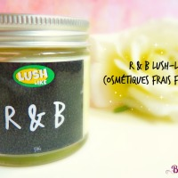 "Crème bouclante homemade ""R&B""-Lush-like"