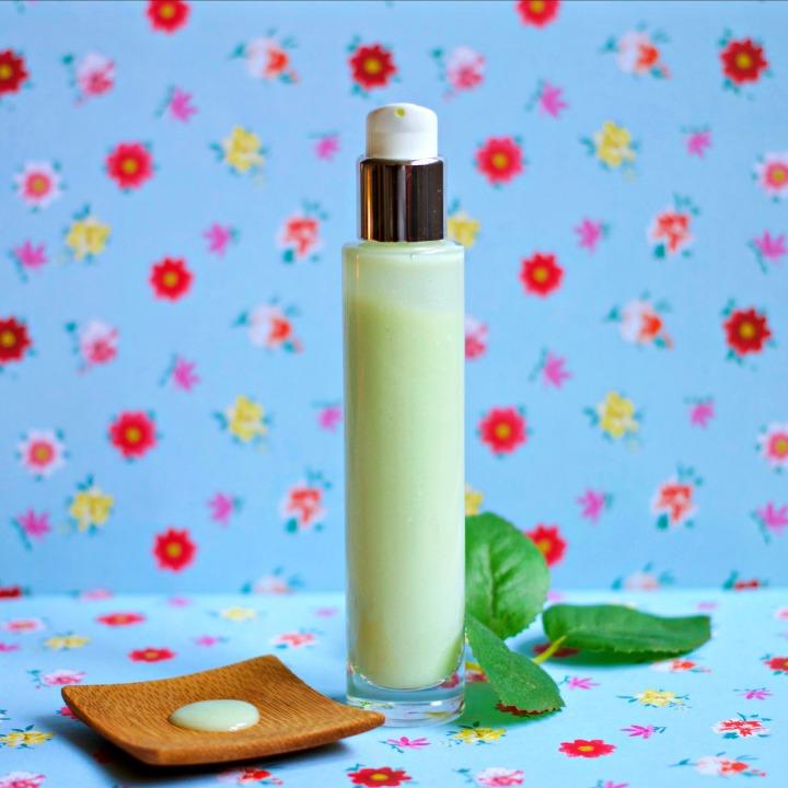 DIY: Fluide matifiant pour peaux mixtesPêche/Concombre