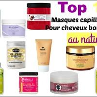 Top 10 des meilleurs masques pour cheveux bouclés/frisés/crépus au naturel