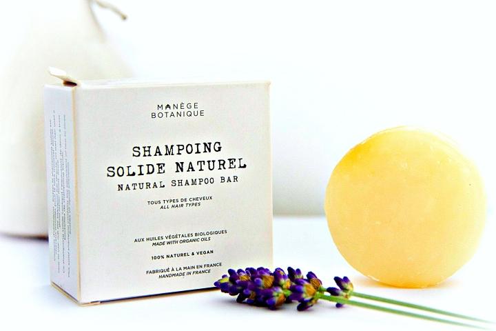 Shampoing solide saponifié à froid – ManègeBotanique